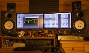 DAW Home Studio Samuel Christen