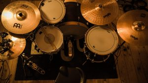 Drums Home Studio Samuel Christen