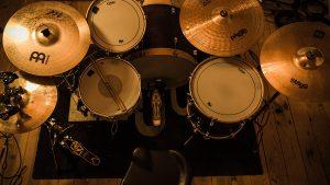 Drums Home Studio Samuel Christen