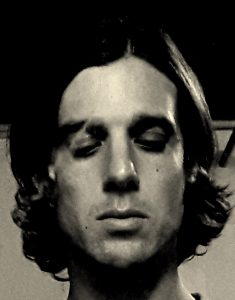 Photo of Psychedelic Indie Rock Music Artist Samuel Christen, portrait photo
